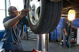 Brake Repair Technician AAMCO Garner